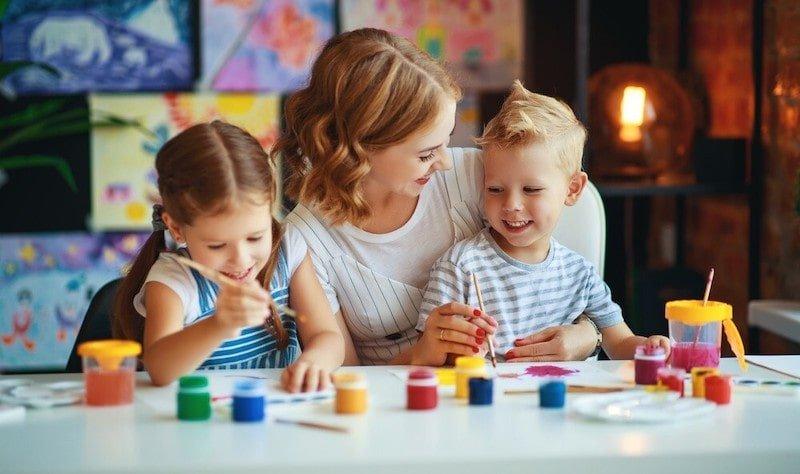 smart working bambini
