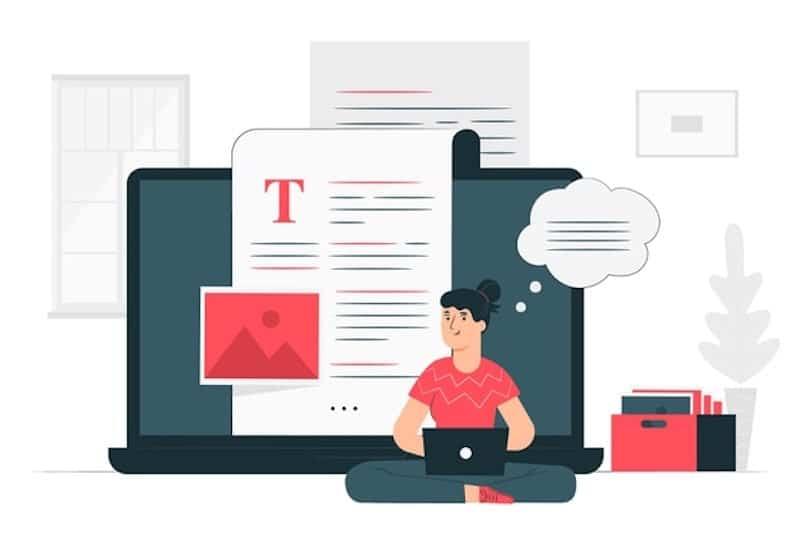 come diventare web writer