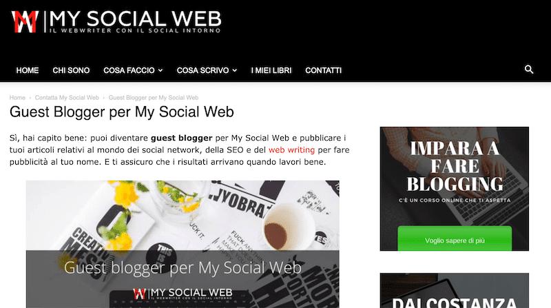 Guest post mysocialweb