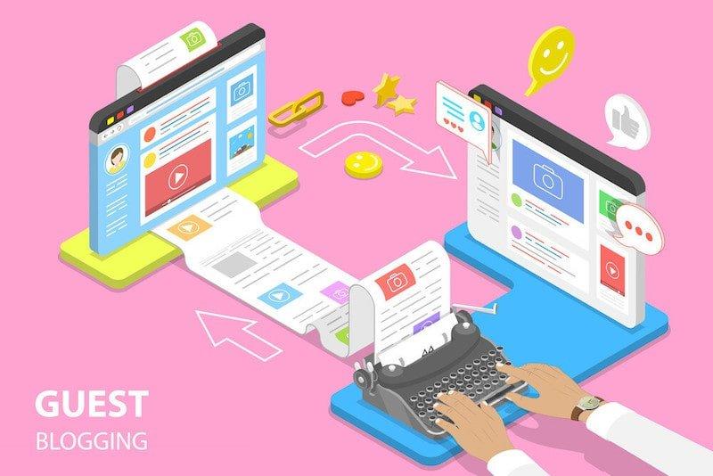 guest blogging come funziona