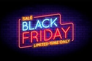 black friday blogger digital marketer
