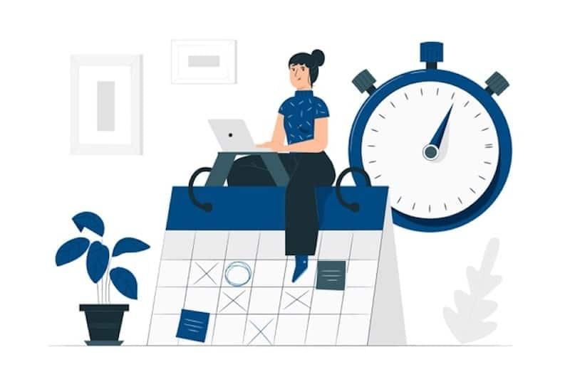 freelance organizzare tempi di lavoro