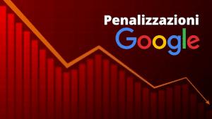 penalizzazioni di Google