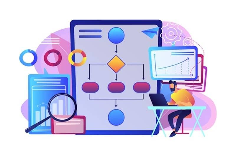 struttura corso online