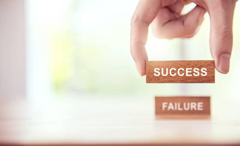 Perché un blog fallisce?