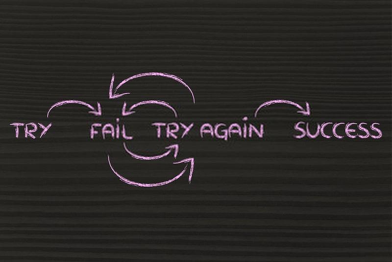 fallire è positivo