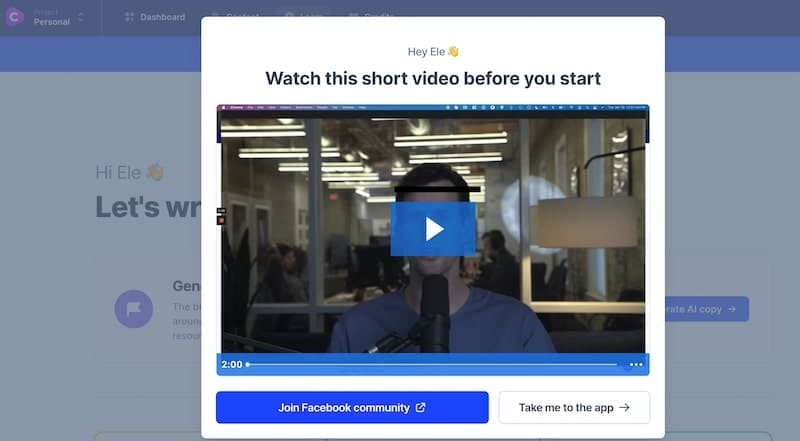 video introduttivo