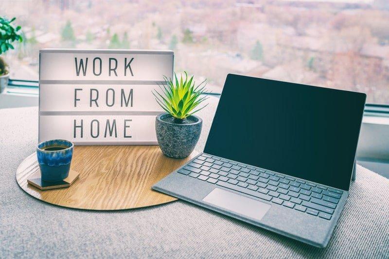 Lavorare da casa