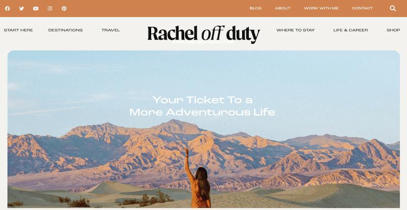 Racheloffduty